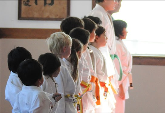Why kids resist coming to karate class.
